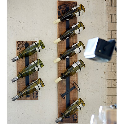 WINE RACK & STORAGE in Industrial Design