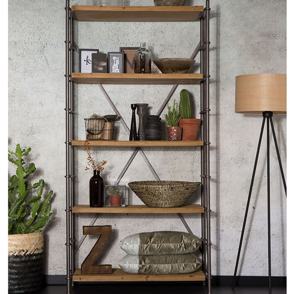 Cool Storage Shelves