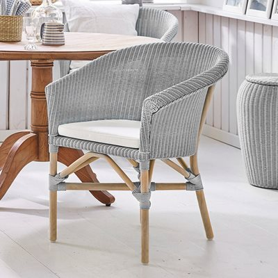 SIKA WOVEN ABBEY DINING CHAIR