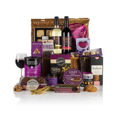 SILENT NIGHT Luxury Christmas Hamper