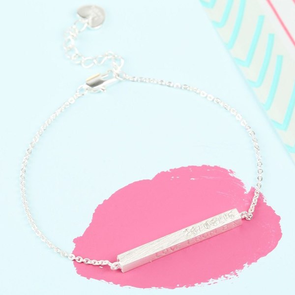 Silver Plated Delicate Bracelets for Women from Lisa Angel