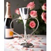 Silver Plated Champagne Glasses