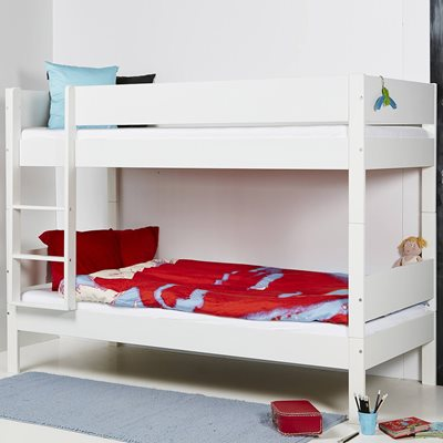 HETTIE WOODEN KIDS BUNK BED by Flair Furnishings
