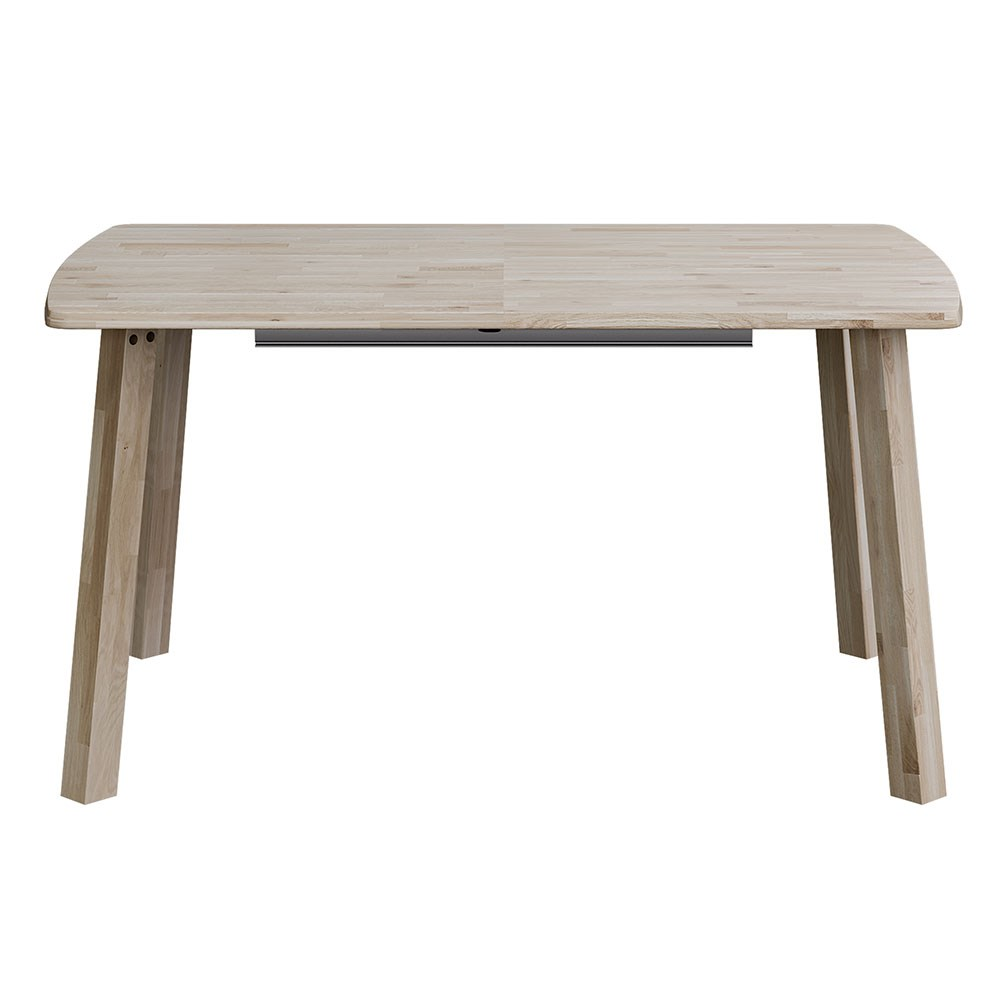 Lange Smalle Sidetable.Lange Jan Extending Oak Dining Table From 1 4 To 2 2m By Woood