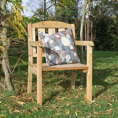 GRANGE CLASSIC WOODEN GARDEN CHAIR