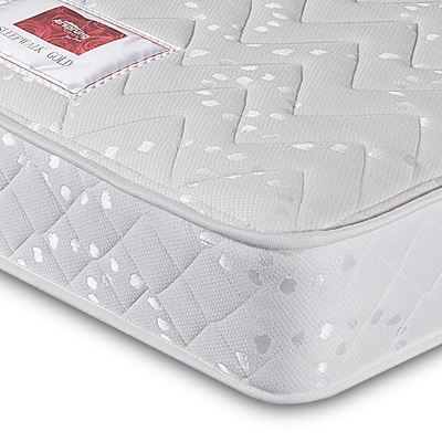 Airsprung Sleepwalk Memory Gold Mattress