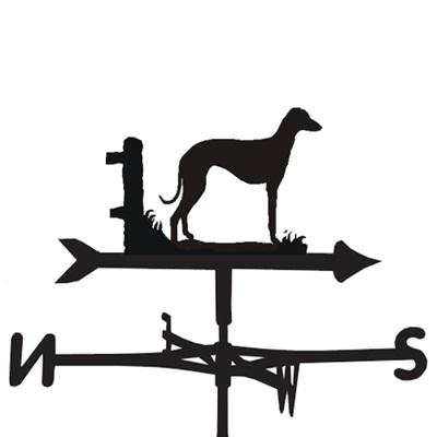 WEATHERVANE in Sloughi Dog Design