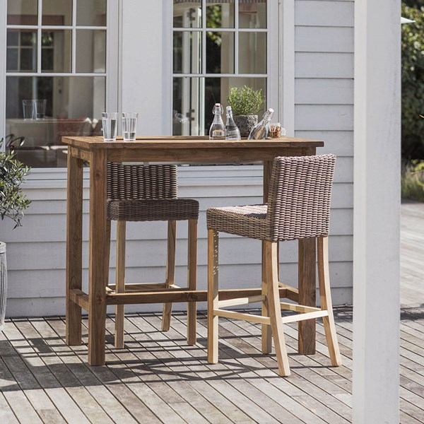 Garden Trading St Mawes Bar Table and Stools Set