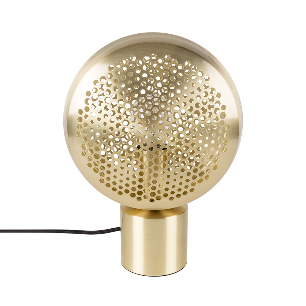 Zuiver gringo table lamp in brass zuiver cuckooland small brass table lamp from zuiverg aloadofball Choice Image
