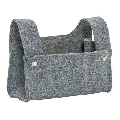 NEST CABIN BED HANGING STORAGE in Grey