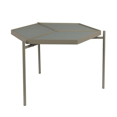 ZUIVER MONTELL COFFEE TABLE in Taupe