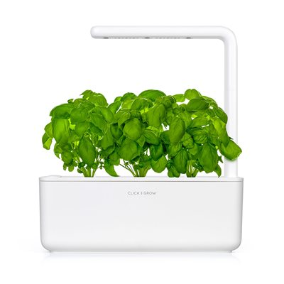 Click & Grow Smart Garden 3 in White