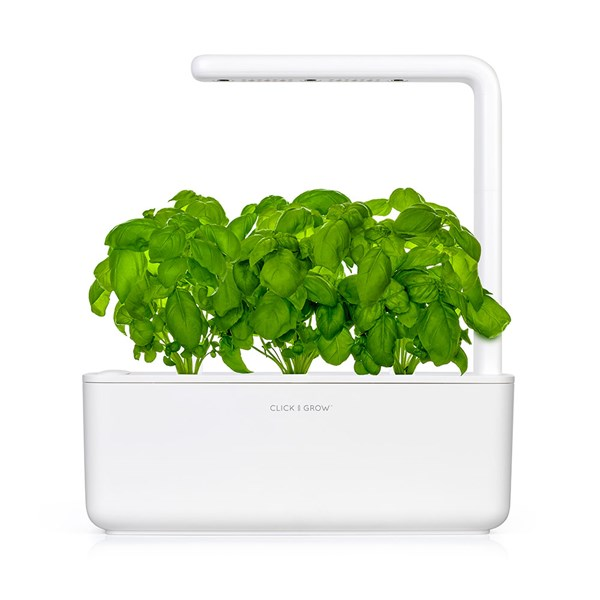 Click and Grow Smart Garden 3 in White