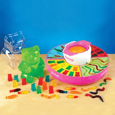 SMART GUMMY CANDY MAKER with Giant Bear Mould