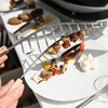 Smart BBQ Skewer removes food with ease