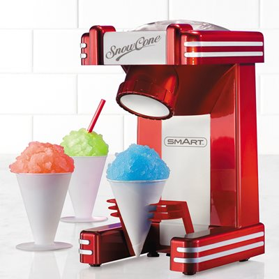SMART RETRO SNOW CONE MAKER