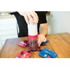Smoothie making station - easily presses smoothies into sachets