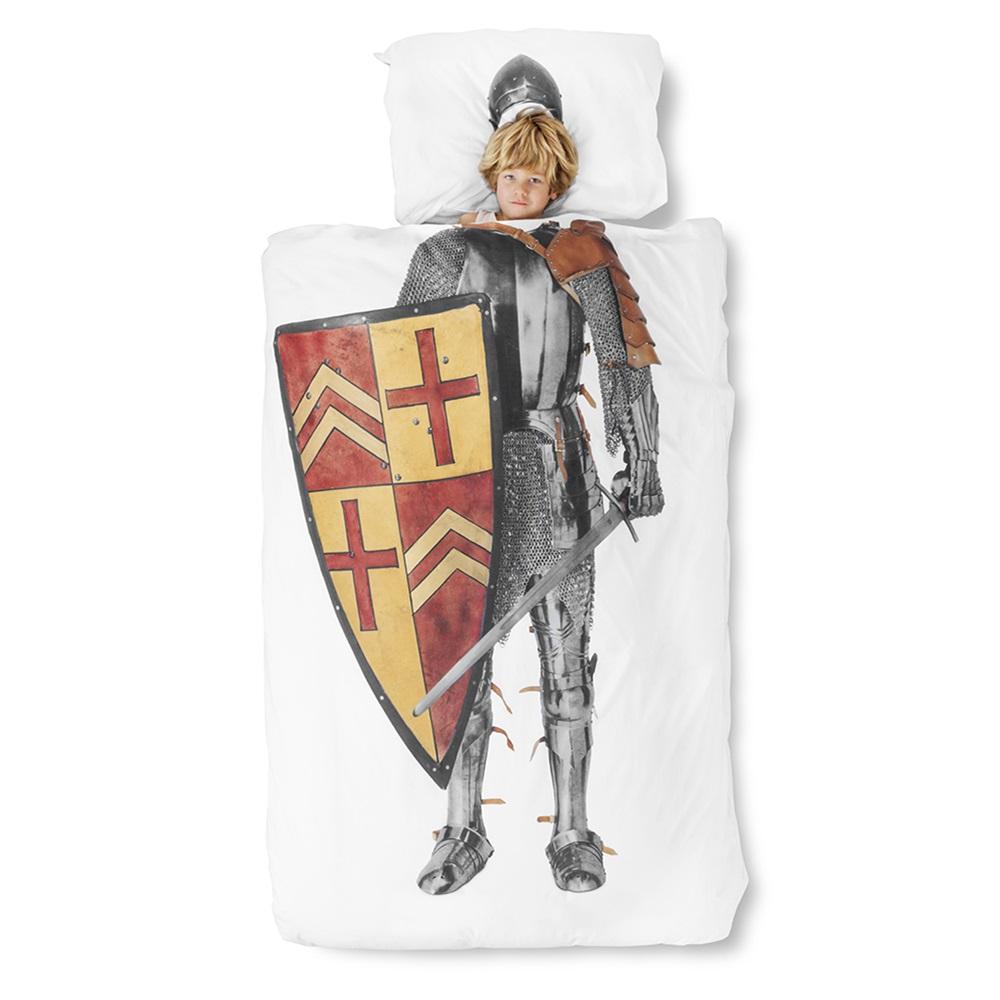 Snurk Kids Knight Duvet Bed Set Snurk Bedding Cuckooland