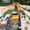 Social Table Top BBQ Grills at Cuckooland