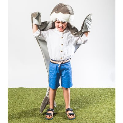 RATATAM! KIDS SHARK DRESS UP DISGUISE