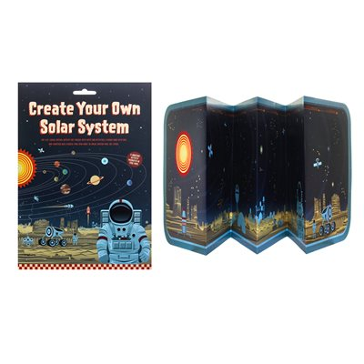 CREATE YOUR OWN SOLAR SYSTEM Game