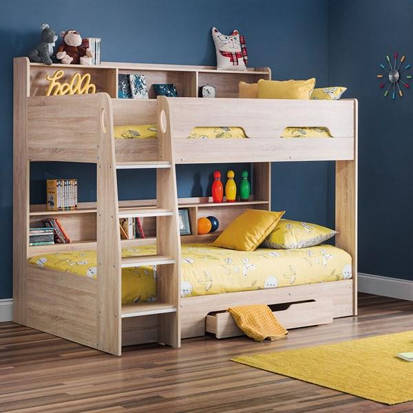 Orion Bunk Bed by Julian Bowen