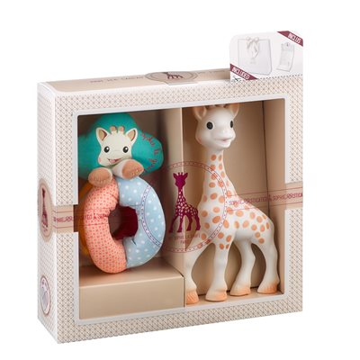 Sophie La Girafe Early Learning Gift Set