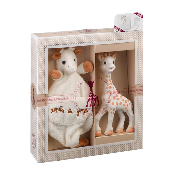 Sophie La Girafe Comforter Set