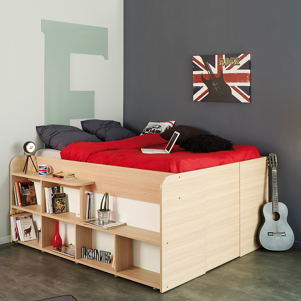 Parisot Space Up Double Bed