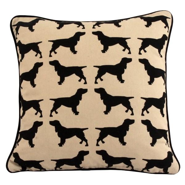Unique Spaniel Scatter Cushion