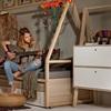 Scandi Teenage Bedroom Furniture