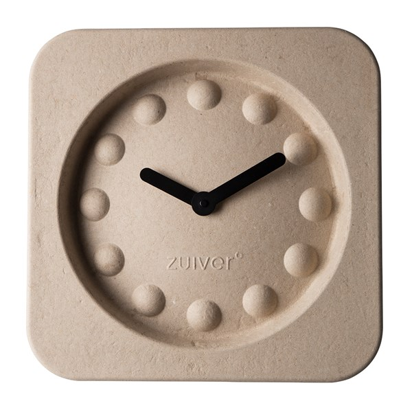 Zuiver Pulp Square Time Clock