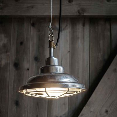 GARDEN TRADING ST IVES MARINER OUTDOOR PENDANT LIGHT