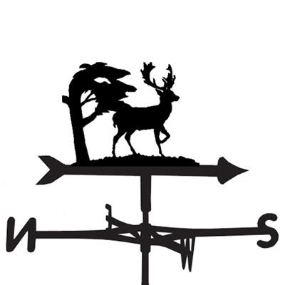 WEATHERVANE in Stag Design