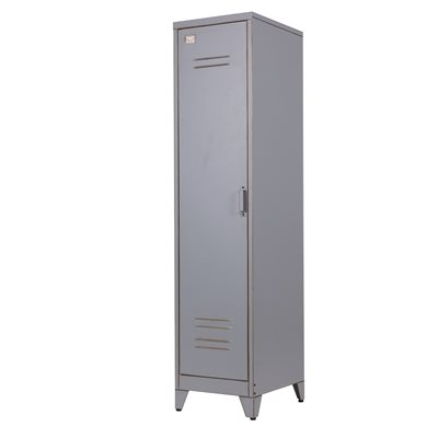 INDUSTRIAL 1 DOOR LOCKER CABINET