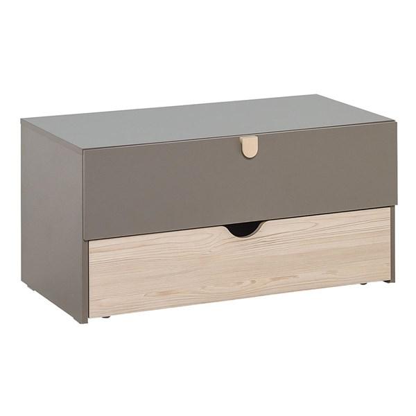 Vox Stige Modular Dresser with Removable Drawer