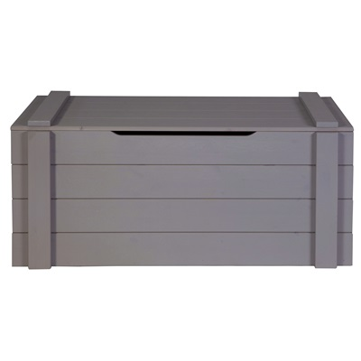 DENNIS KIDS STORAGE BOX in Steel Grey