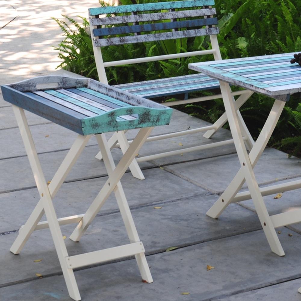 strassbourg blue garden dining setjpg - Garden Furniture Kings Lynn