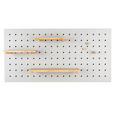 Zuiver Bundy Peg Board in Grey