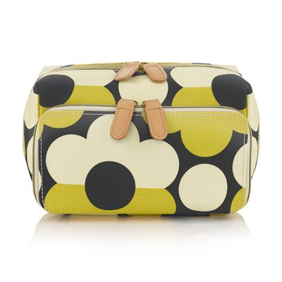 ORLA KIELY MEDIUM WASH BAG in Sunset Flora