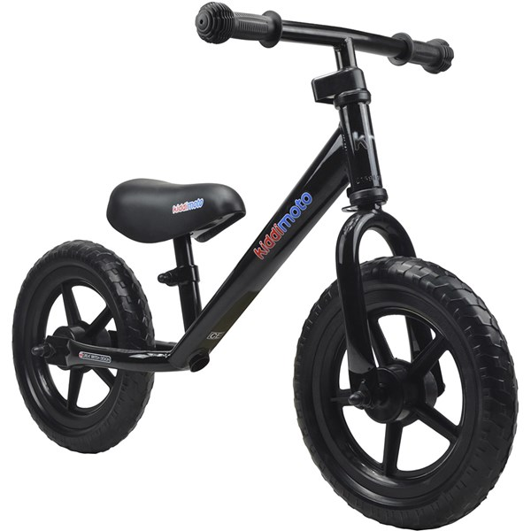 Boys Balance Bike in Stylish Black