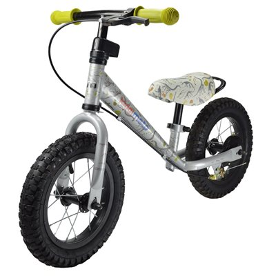 SUPER JUNIOR MAX BALANCE BIKE in Fossils by Kiddimoto