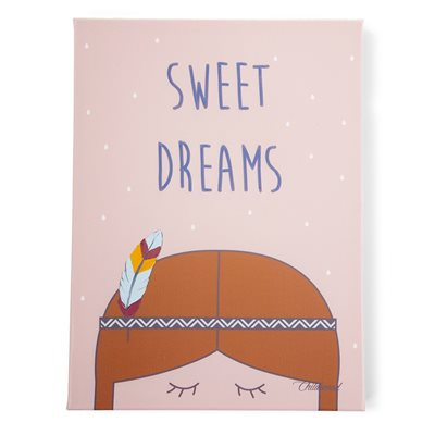 'Sweet Dreams' Kid's Wall Art