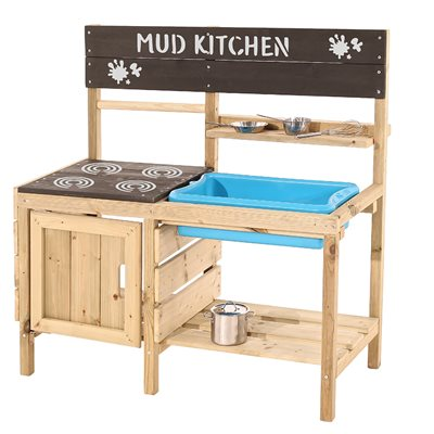 TP Toys Muddy Maker Wooden Kitchen