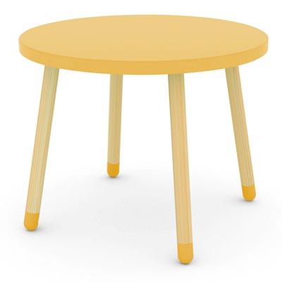 FLEXA KIDS PLAY TABLE in Yellow
