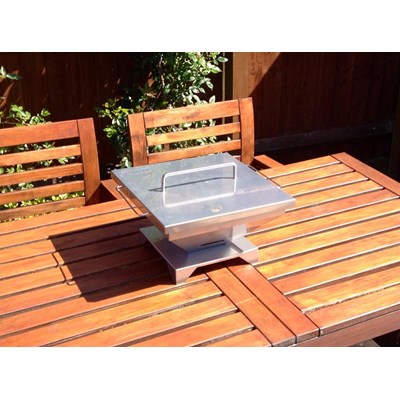 Tabletop Barbecue BBQ Grill Cover Lid Table.jpeg ...