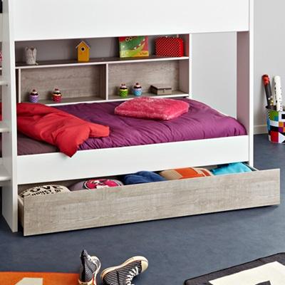 Kids Tam Tam Under Bed Drawer Kids Beds Cuckooland # Meuble Tv Wayne