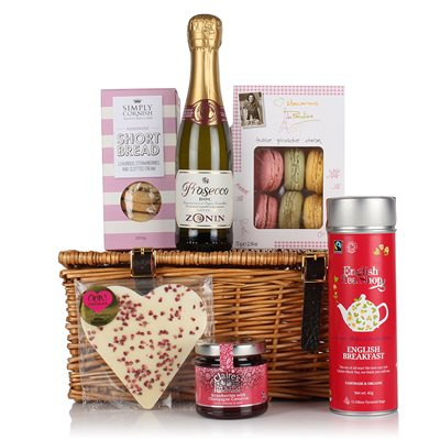 TEA & BUBBLES Luxury Gift Hamper