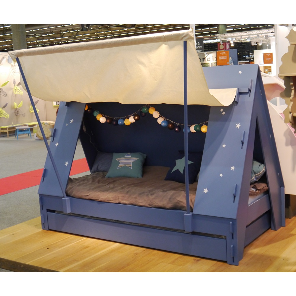 mathy by bols tent cabin bed available in 26 colours mathy by bols cuckooland. Black Bedroom Furniture Sets. Home Design Ideas