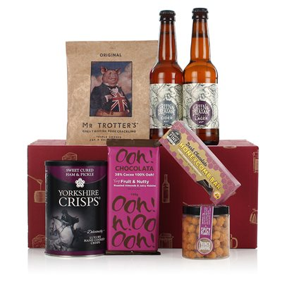 THE BIG BOYS BOX Luxury Gift Hamper
